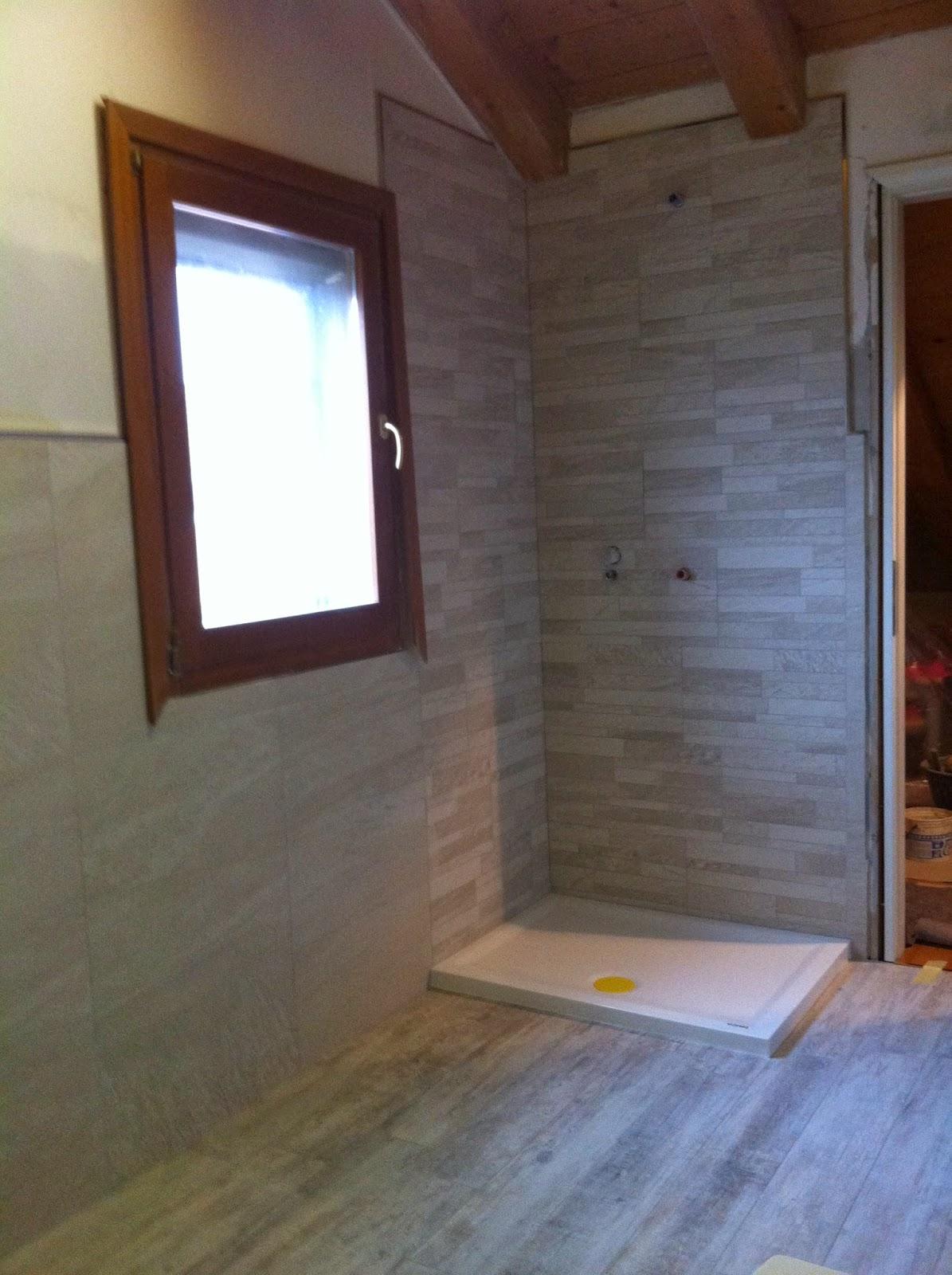 Mensola barocco - Finto mosaico bagno ...