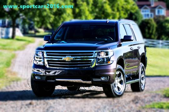2016 Chevy Tahoe Z71