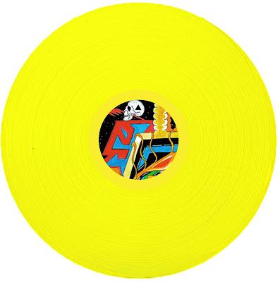 RAFAEL KALUDO - Jack Ya - Vibe Me Record Discosafari