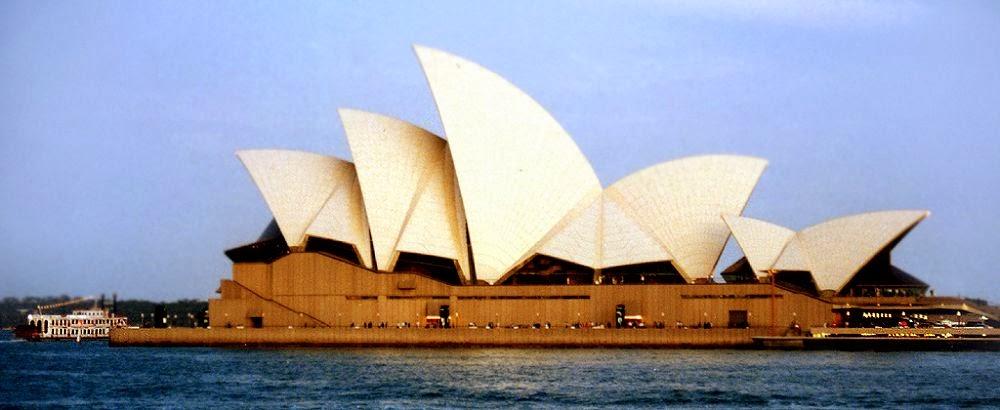 tourism to Australia