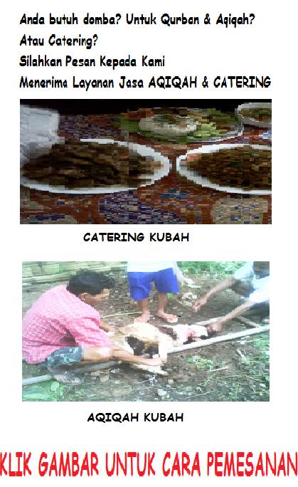 AQIQAH Dan Catering