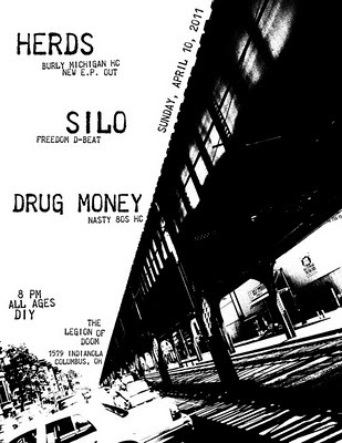 Herds Columbus flyer