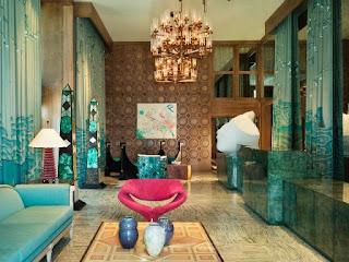 inspiration, hospitality, blue Viceroy Hotel, Miami