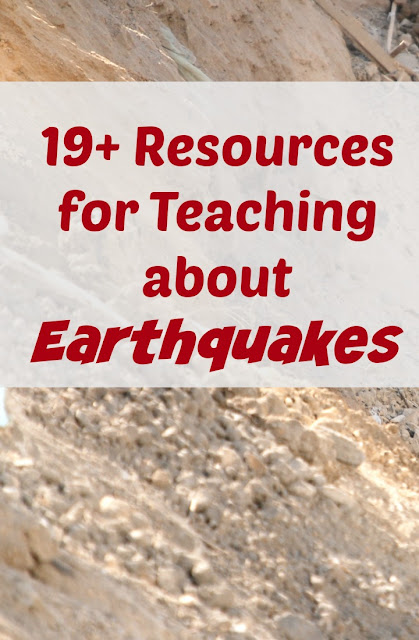 19 classroom and homeschool resources earthquakes lille punkin 39. Black Bedroom Furniture Sets. Home Design Ideas