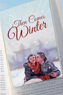 Book cover: Then Comes Winter Anthology