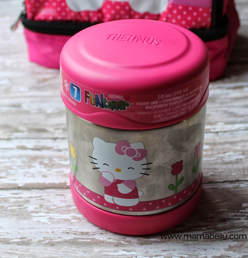 The FUNtainer Food Jar keeps food hot for 5 hours and cold for up to 7  hours. You can check out my FUNtainer review HERE for ideas on packing  oatmeal and ... 2f69d5e8a1