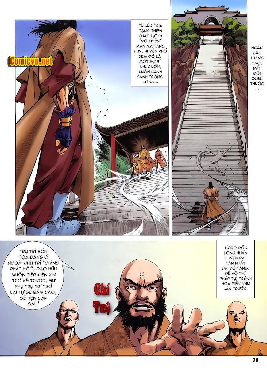 Lục Đạo Thiên Thư chap 5 - Trang 26