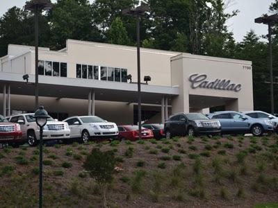 Classic Cadillac in Atlanta