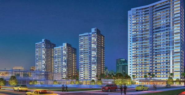 Thiết kế dự án căn hộ Green Valley khác lạ so với các công trình khác