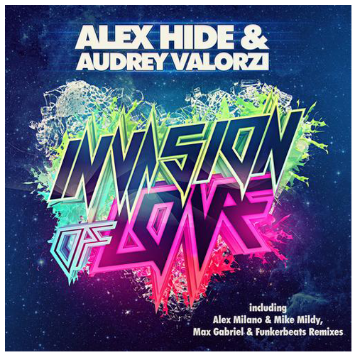 Alex Hide & Audrey Valorzi - In Vashion of Love (Max Gabriel Remix) / Pool e Music
