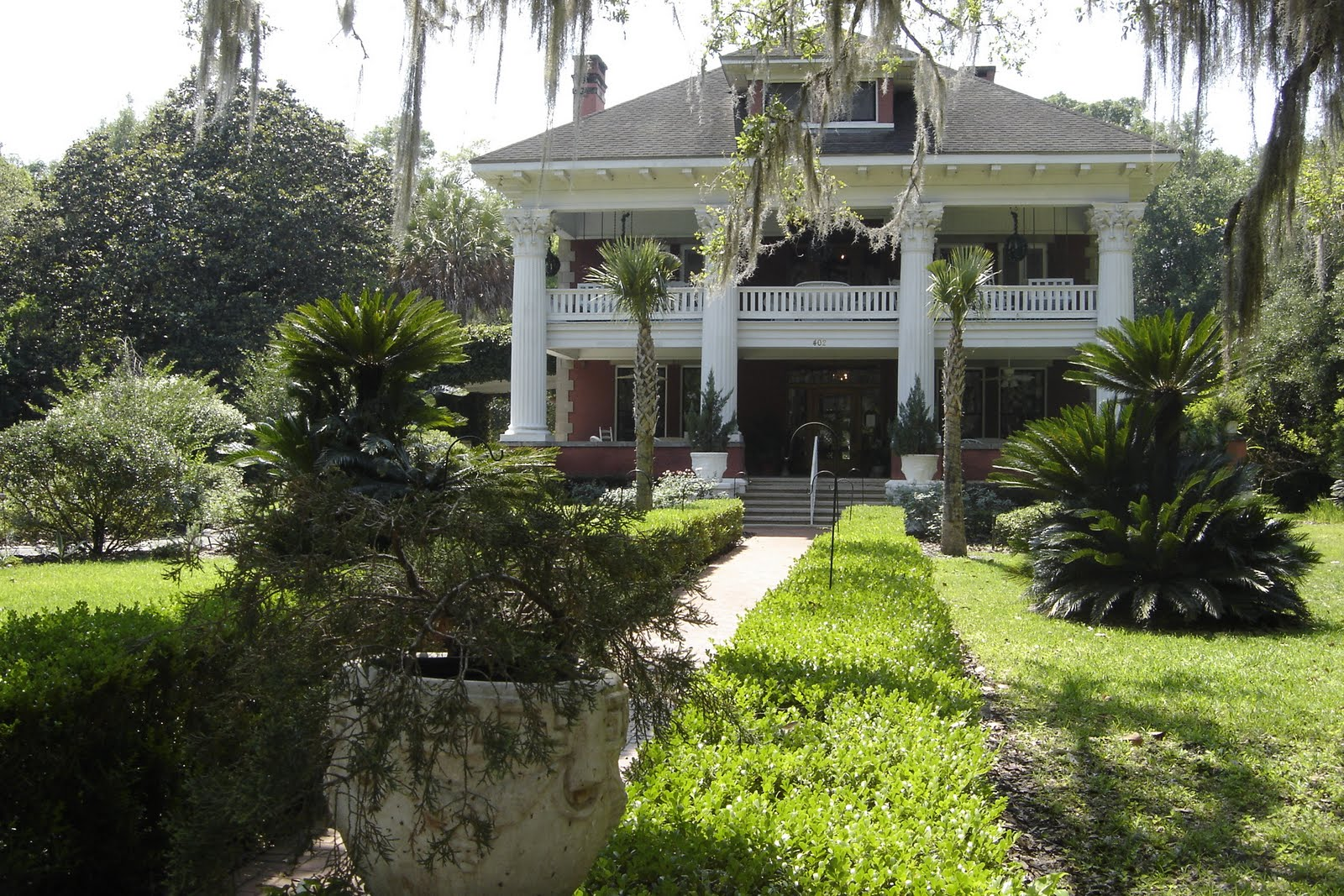 Places To Go Buildings To See Herlong Mansion Micanopy Florida