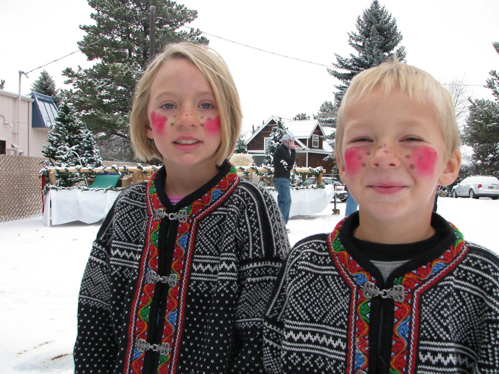 Our Scandinavian Holiday Traditions - Eva Varga