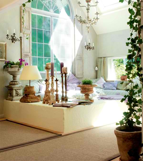 9 Beautiful Home Interior Designs: Divagaciones.....: Casa Del S. XIX