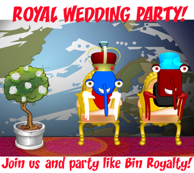 Post Wedding Party on Royal Wedding Party