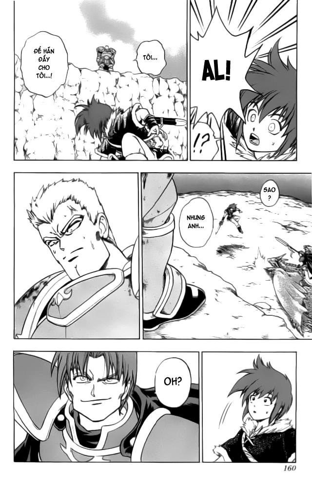 Fire Emblem-Hasha no Tsurugi chap 8 - Trang 17