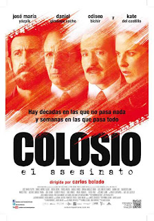 Colosio: El asesinato Poster