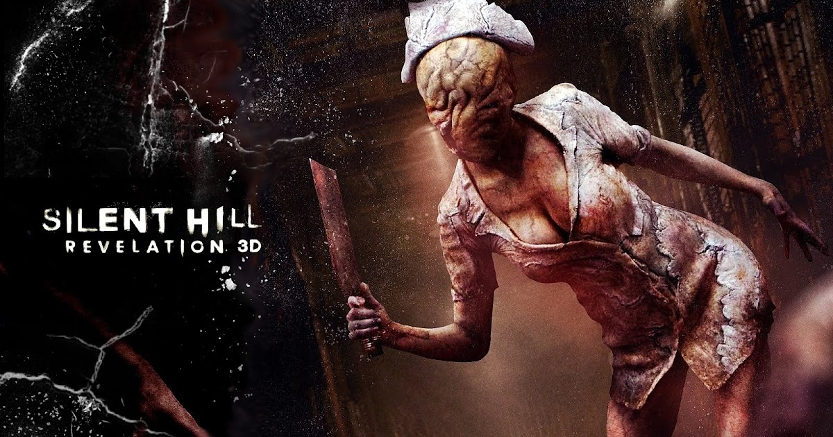 Rendered Beauty Wallpaper Of The Week Silent Hill Revelation