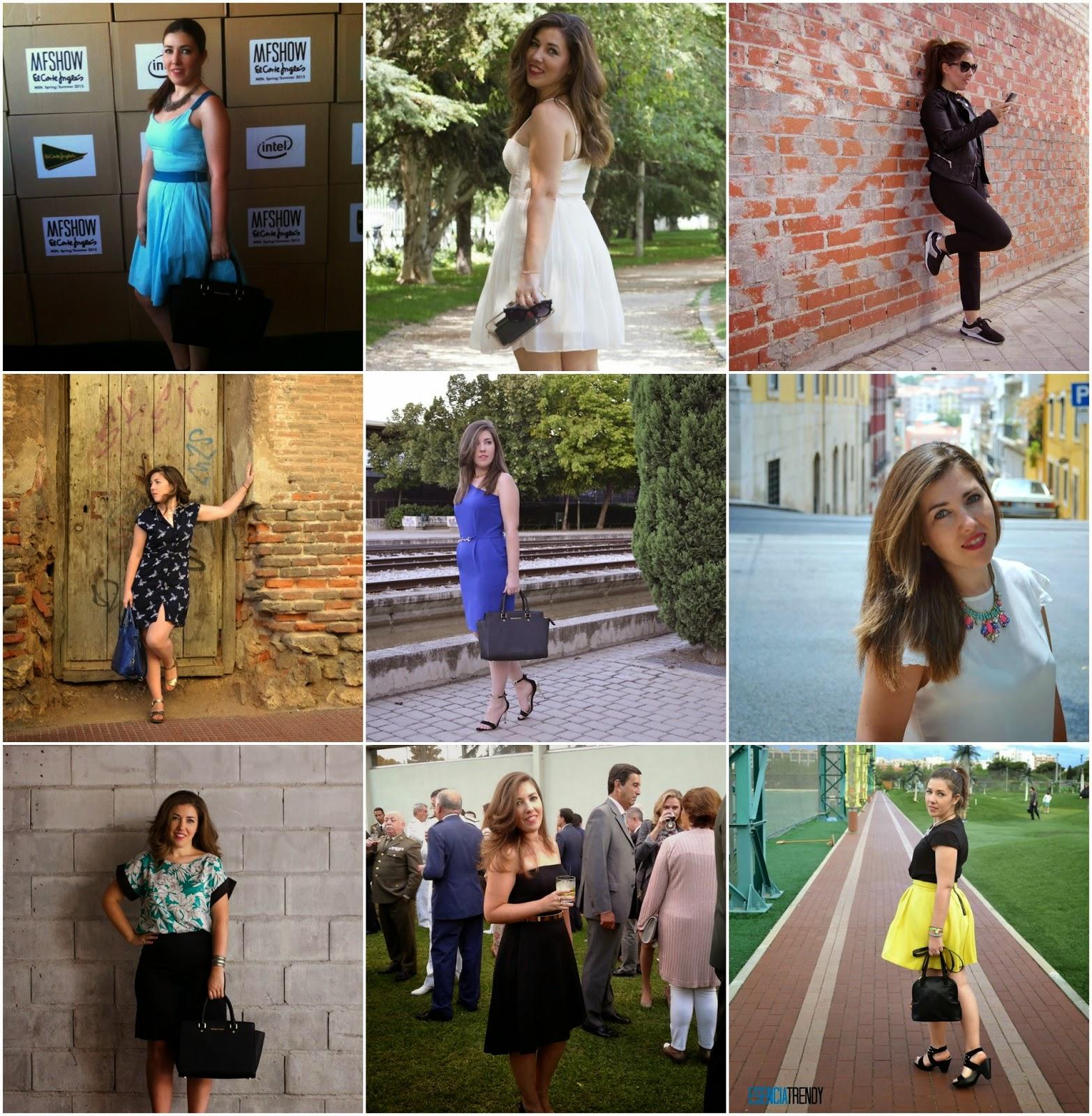looks estilismos outfit invierno verano ocasión especial vestido evento blogger Sonia H
