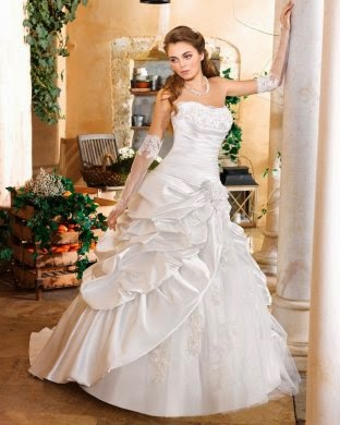 Everything wedding diy a nice day for a southern wedding for Simple southern wedding dresses
