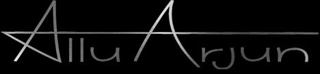 Allu Arjun| allu arjun Fans Blog|Allu arjun Indian Super Stylish Star!