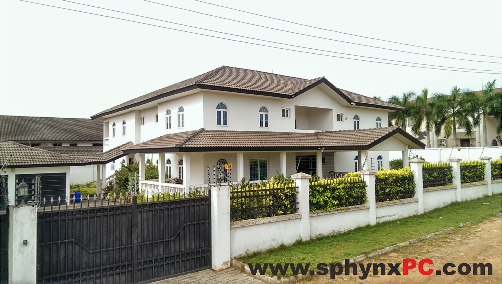 Modern Homes In Ghana Related Keywords Suggestions