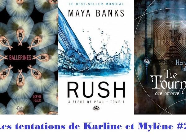[RDV] Les tentations de Karline et Mylène #2