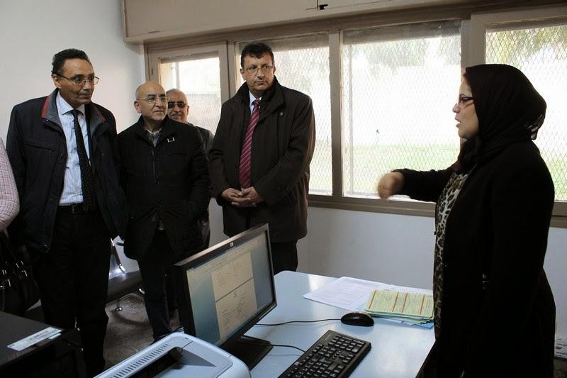 تقريب الخدمات للمنخرطين و منخرطات التعاضدية العامة لتربية الوطنية بنيابة التربية الوطنية بإقليم النواصر ونقط استقبال جديدة ستشمل العديد من مناطق المغرب