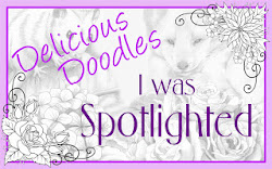 I was featured at Delicious Doodles