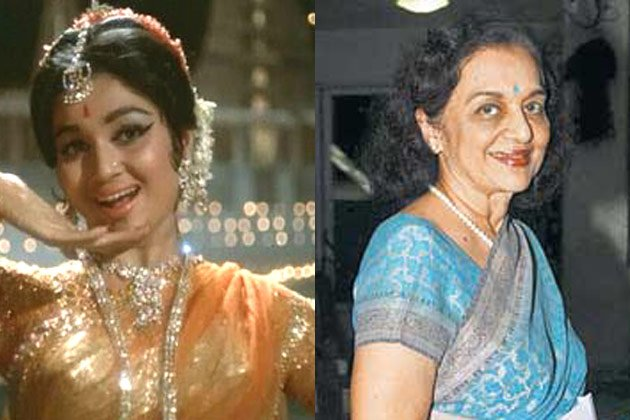Asha Parekh than and now