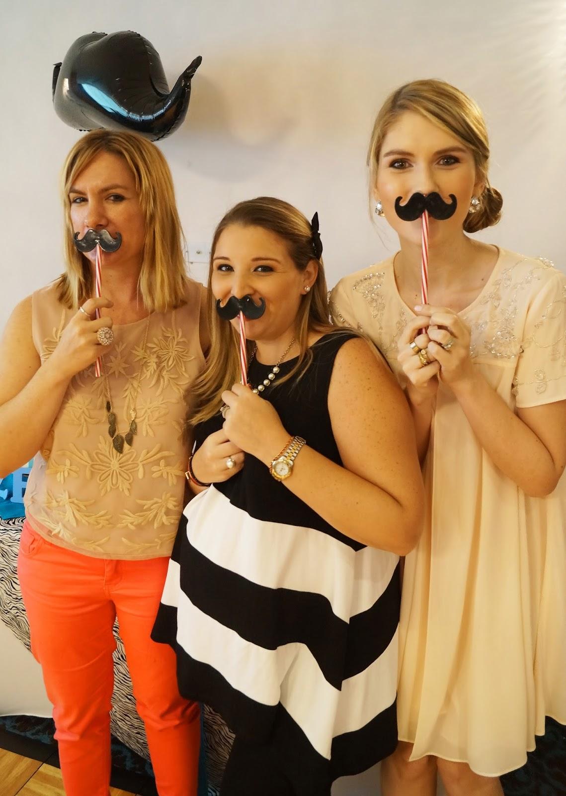 Moustache Themed Party