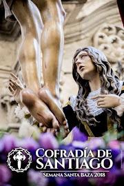 Cartel Cofradía de Santiago Semana Santa 2018