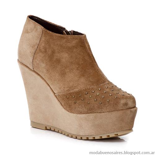 Botas, botinetas, zapatos Lady Stork invierno 2013