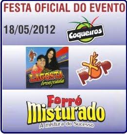 Festa Oficial do Evento