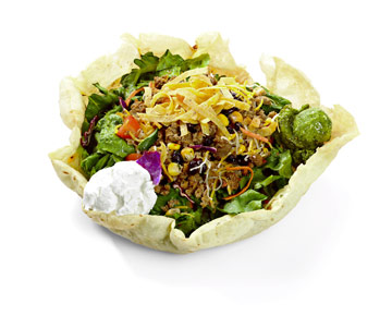 Does KFC sell salads?