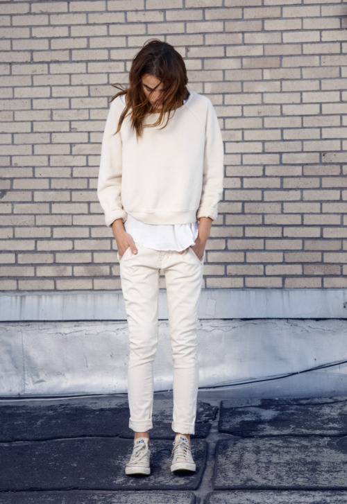 bambi northwood all white converse
