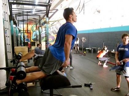 hamstring exercises