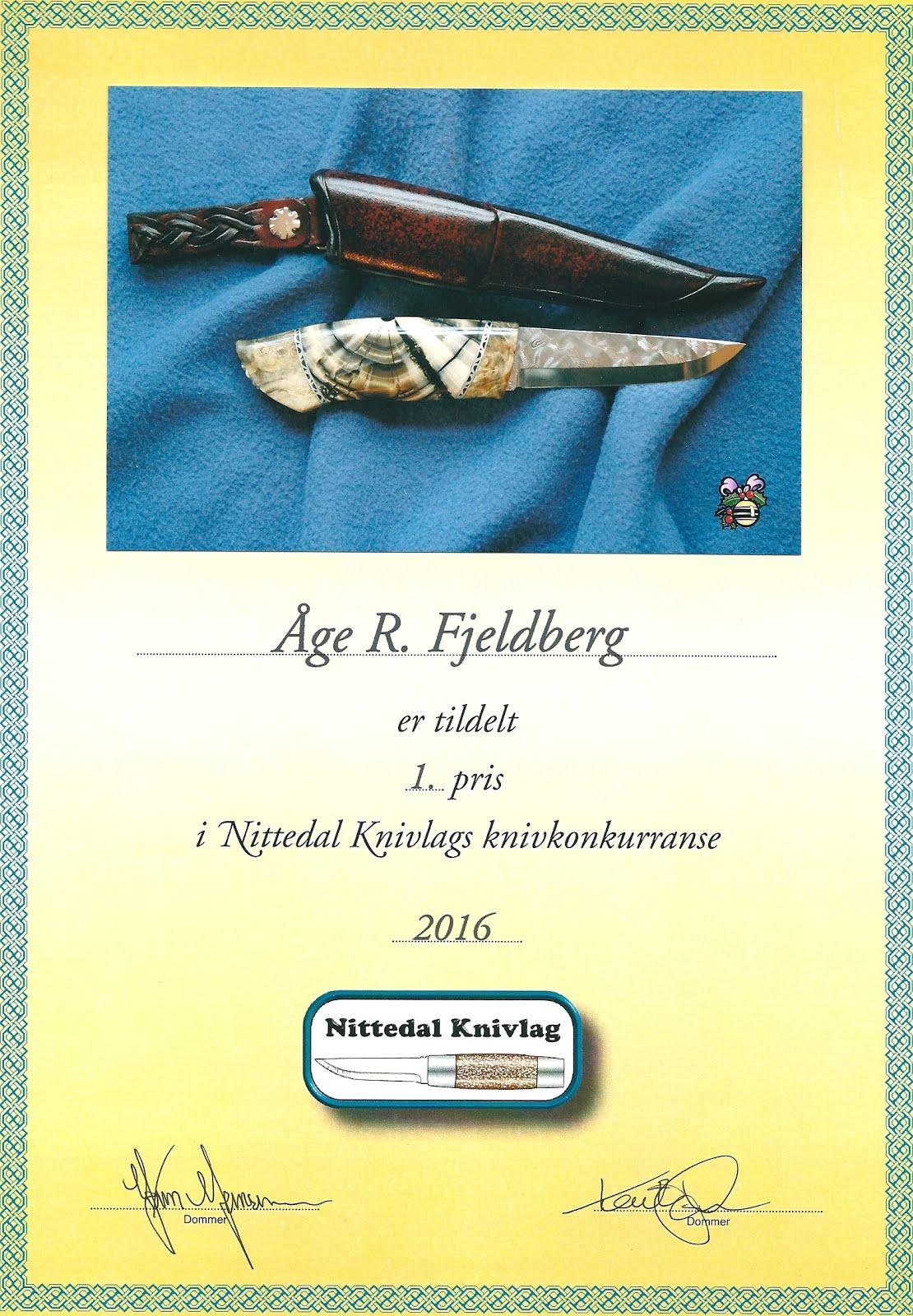 Nittedal Knivlag 2016