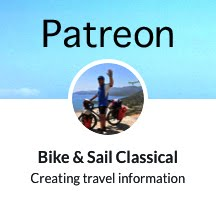 PATREON Bike & Sail Classical by Jack Waldron