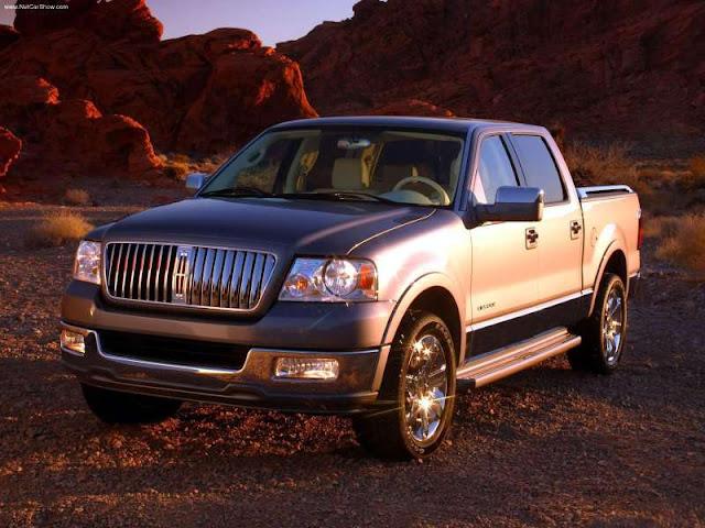 Lincoln Mark LT (2006)