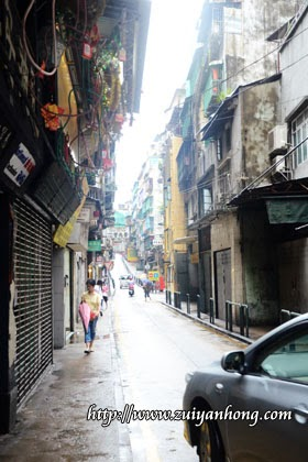 Rua Do Tarrafeiro
