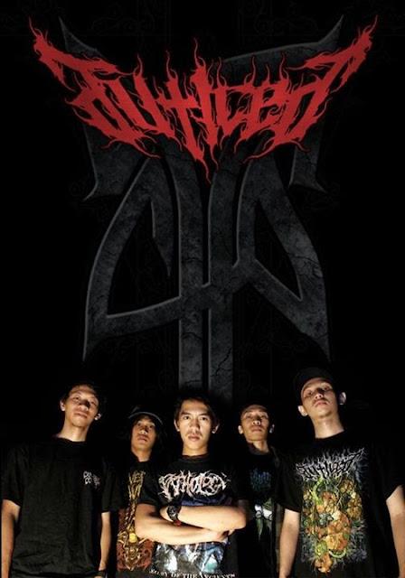 Auticed Band Technical Classical Death Metal Bandung foto logo wallpaper