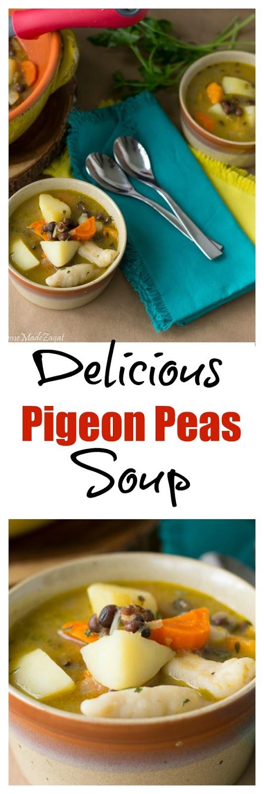Pigeon Peas Soup