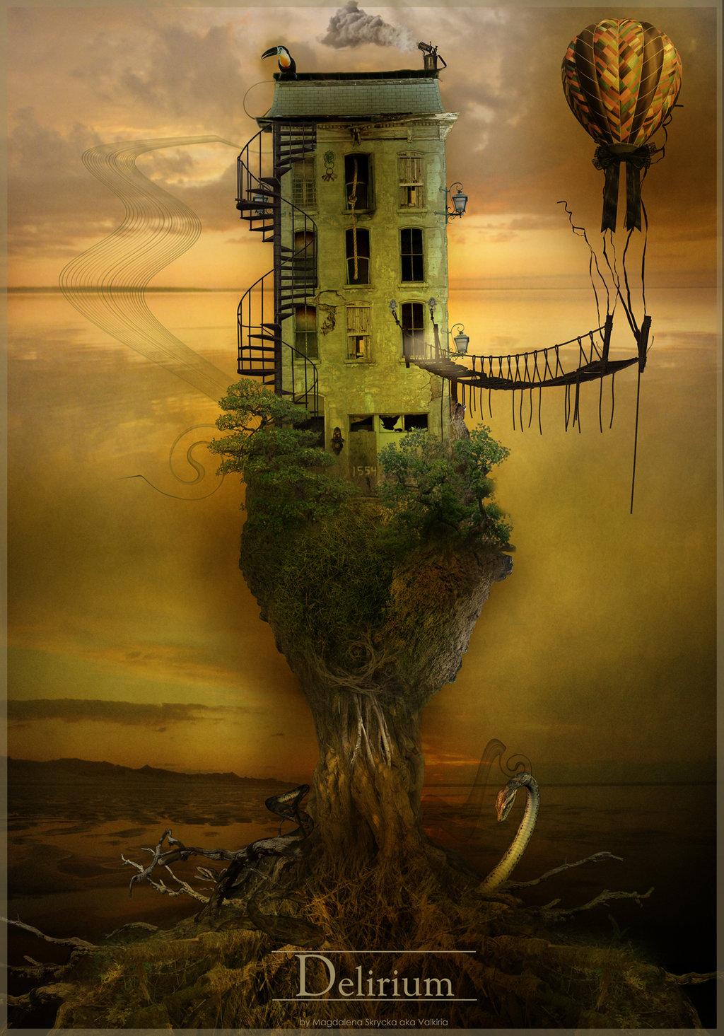 WA WAC DESIGN 2: Modern Surrealism with Photoshop