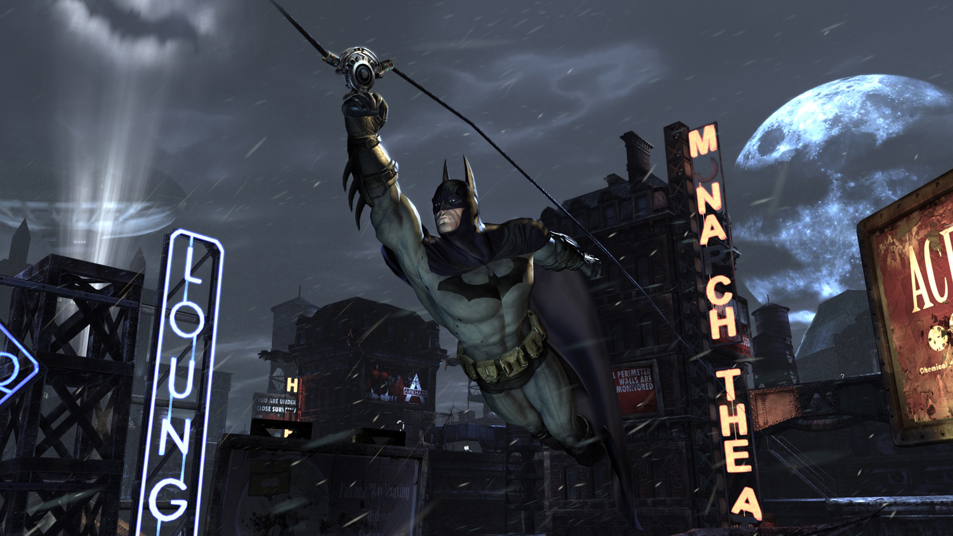 batman arkham city hd wallpapers