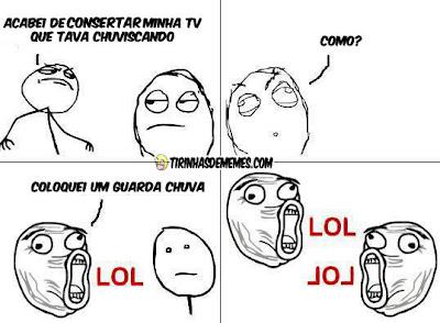 Chuvisco da TV