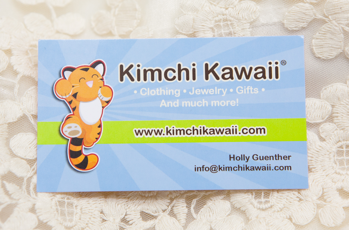 Alexas style blog kimchi kawaii product review keepin it cute before we start on that i want to show you kimchi kawaiis cute business cards colourmoves