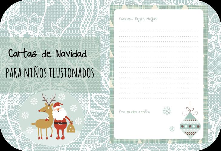 Cartas a Papá Noel para Niños Ilusionados
