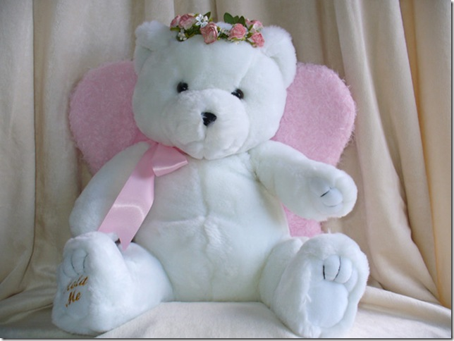 "Teddy Bear Day Quotes. 1. ""Once a bear has been loved by a human being,"