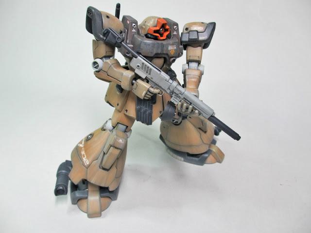 Dom Tropen Gundam Model Kits
