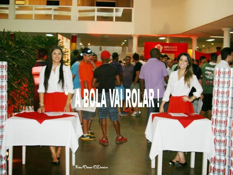 5ª Copa Kaiser 2014 vem ai ! Solenidade de Abertura foi no Rio Preto Automóvel Clube.